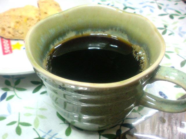 本日のコーヒー♪