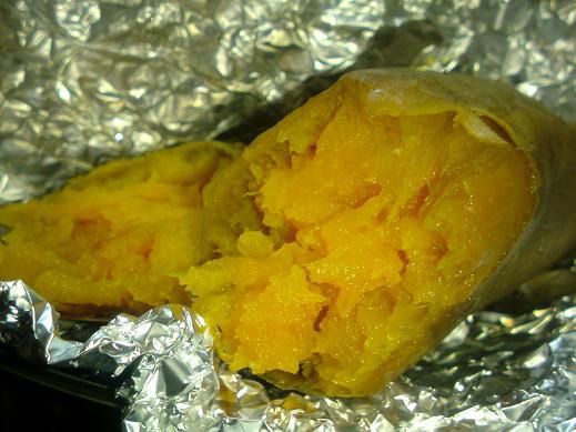 にんじん芋
